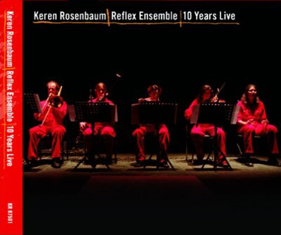 Reflex Ensemble CD cover