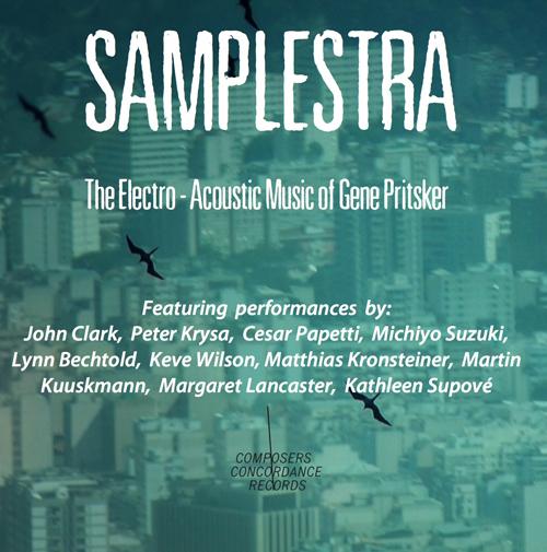 Samplestra CD